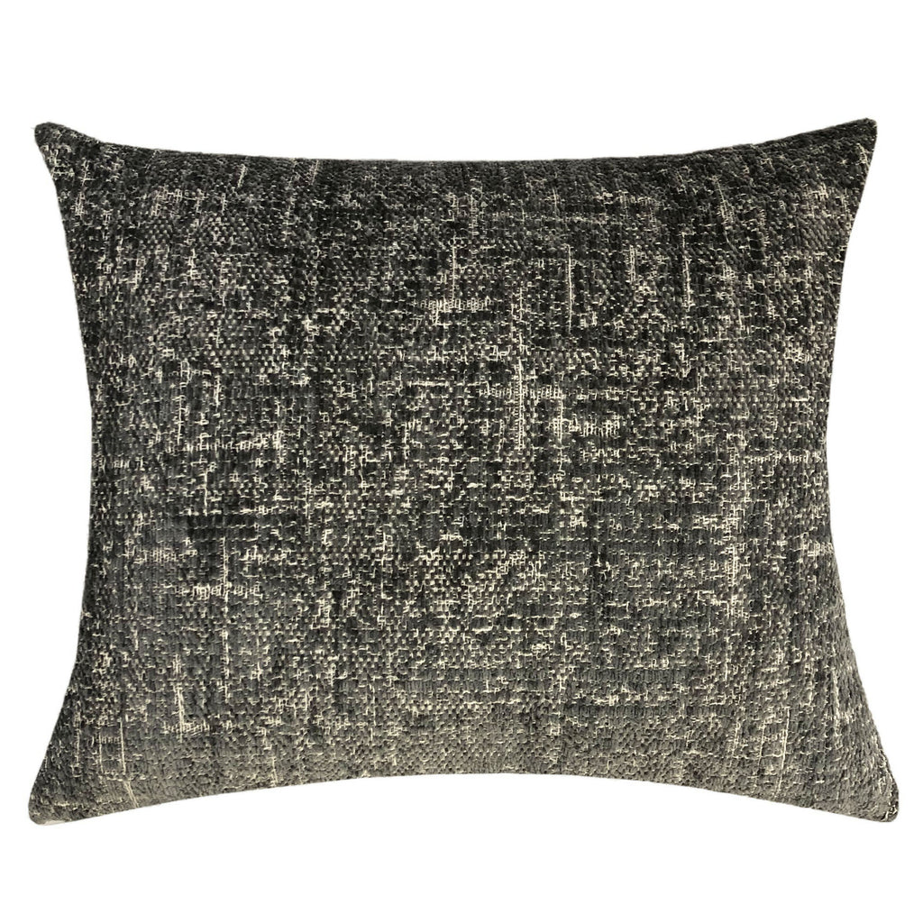 Robyn Pillows | Size 18X22 | Color Gunmetal