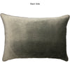 Robyn Pillow | Size 18X26 | Color Silver