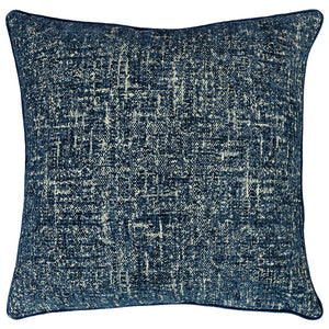 Robyn Pillows | Size 23X23 | Color Sapphire