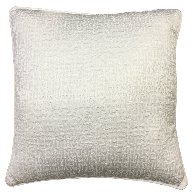 Roscoe Pillow | Size 20X20 | Color White
