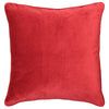 Rossi Pillows | Size 20X20 | Color Red