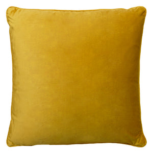 Rossi Pillows | Size 20X20 | Color Gold