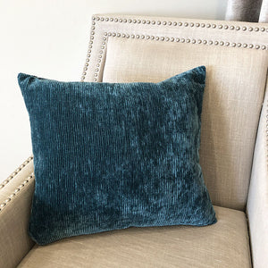 Roy Pillows | Size 18X20 | Color Denim