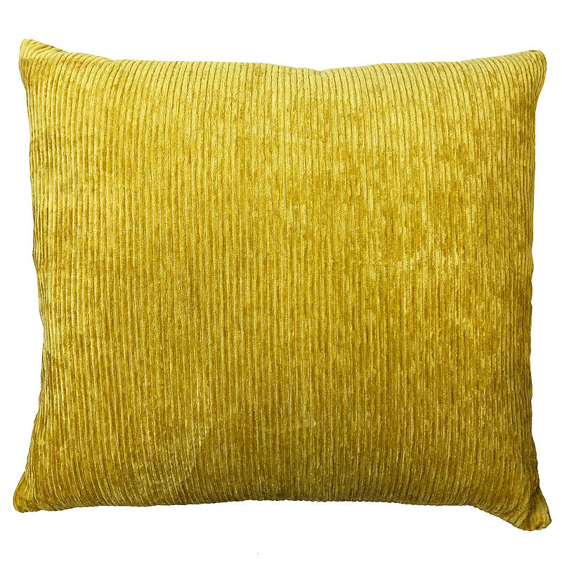 Roy Pillows | Size 18X20 | Color Mustard