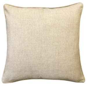 Saira Pillows | Size 20X20 | Color Canary