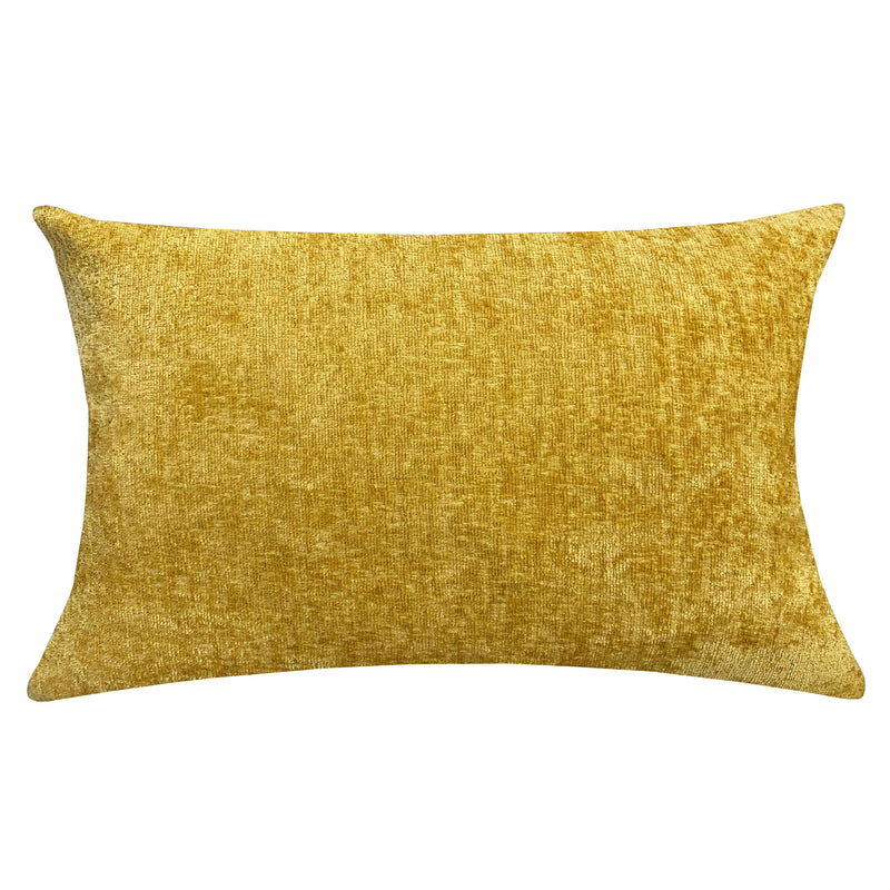 Samson Pillow | Size 16X26 | Color Mustard - Rodeo Home