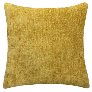 Samson Pillow | Size 23X23 | Color Mustard