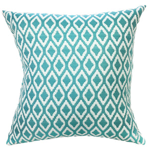 Sand Pillow | Size 20X20 | Color Turquoise