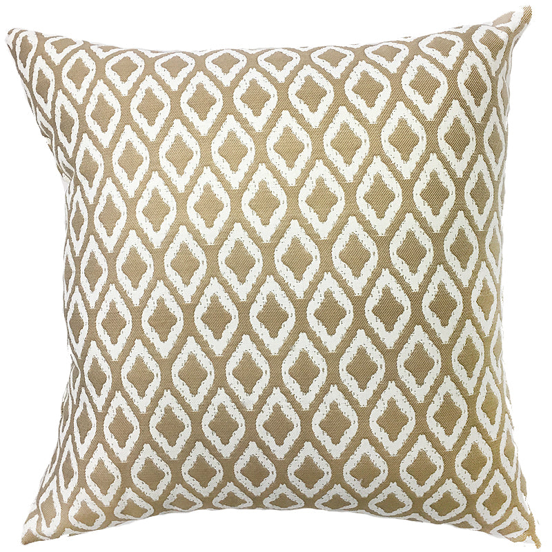 Sand Pillow | Size 20X20 | Color Latte