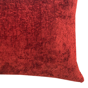 Sersy Pillow | Size 16X28 | Color Red