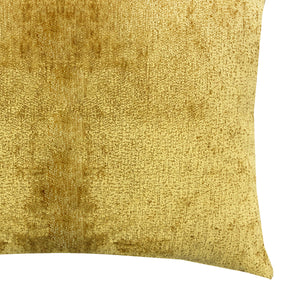 Sersy Pillow | Size 18X20 | Color Mustard