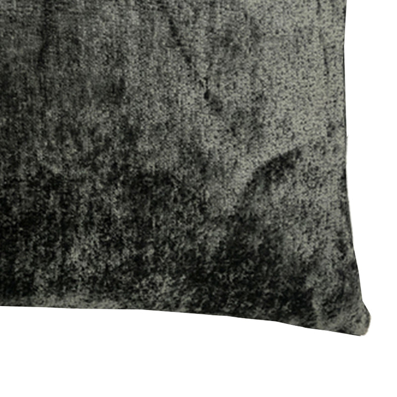 Sersy Pillow | Size 16X28 | Color Charcoal