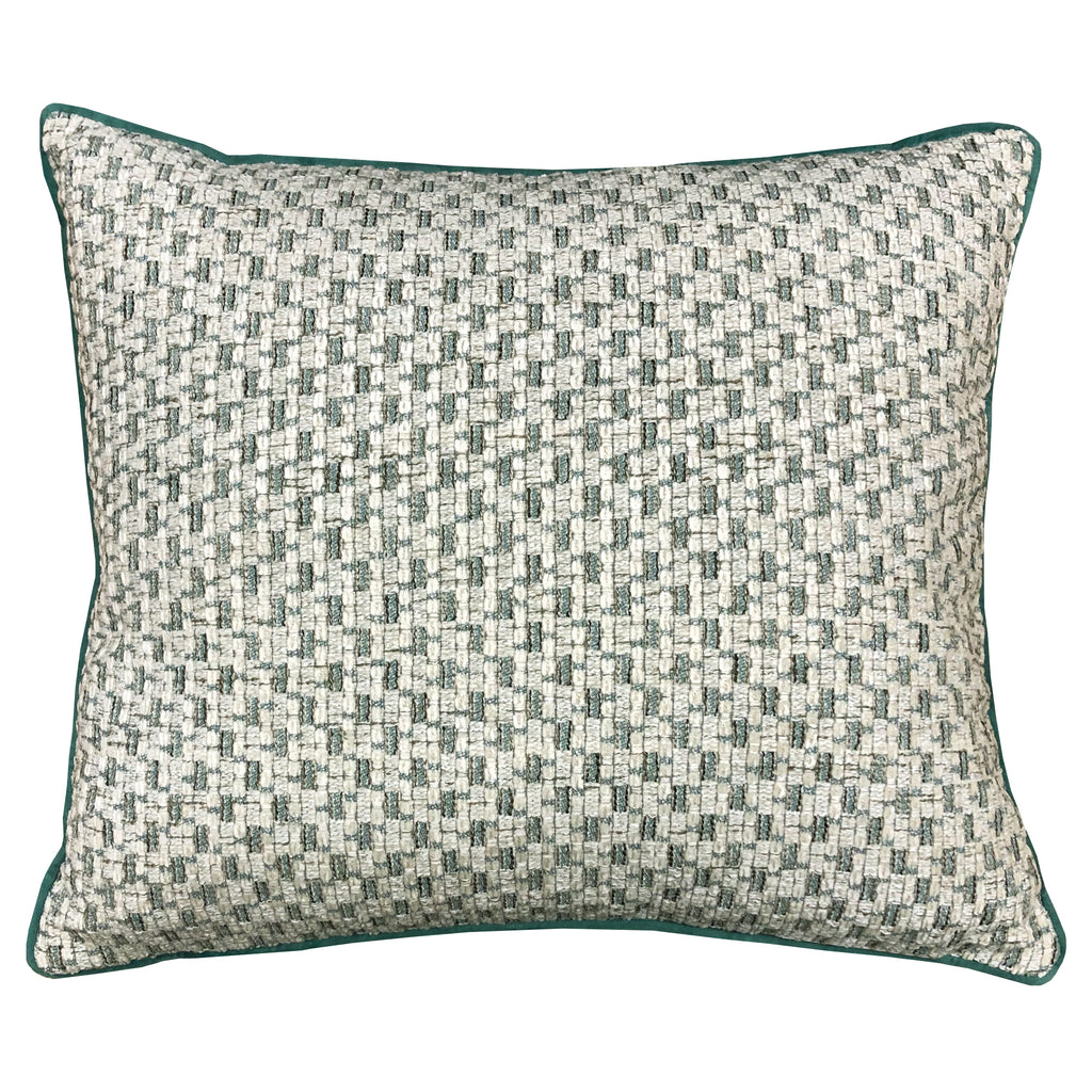 Seville Pillow | Size 18X22 | Color Spa
