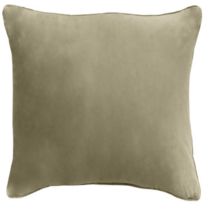 Seville Pillow | Size 23X23 | Color Stone