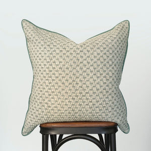 Seville Pillow | Size 23X23 | Color Spa