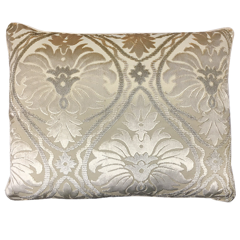 Shine Pillow | Size 20x26 | Color Champagne
