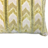 Sienna Pillow | Size 24X24 | Color Canary