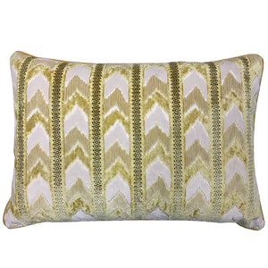 Sienna Pillow | Size 18X26 | Color Canary