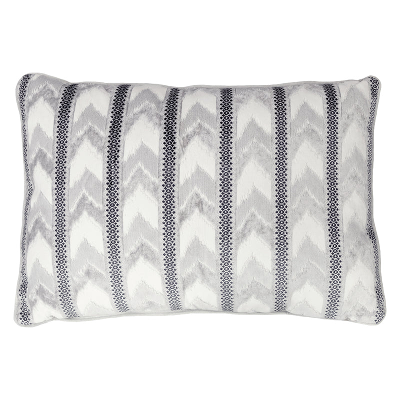 Sienna Pillow | Size 18X26 | Color Gray