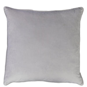 Sienna Pillow | Size 24X24 | Color Gray