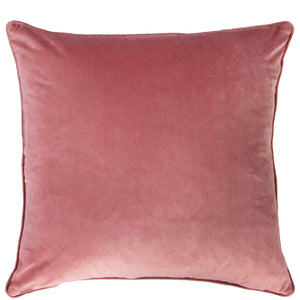 Sienna Pillow | Size 24X24 | Color Rose