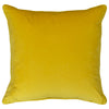 Simba Pillows | Size 20X20 | Color Mimosa