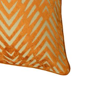 Simba Pillows | Size 20X20 | Color Orange