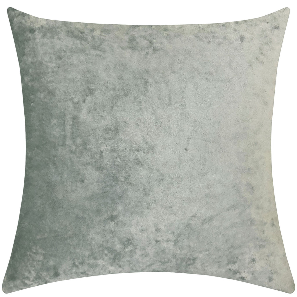 Stassy Pillow | Size 23X23 | Color Silver
