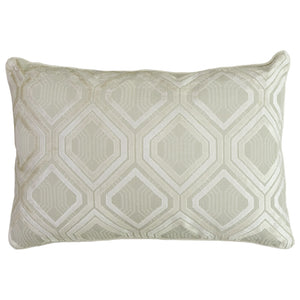 Stefano Pillows | Size 18X26 | Color Ecru