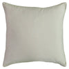 Daphne Pillows | Size 23X23 | Color Ecru
