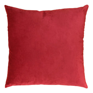Stellar Pillows | Size 20X20 | Color Red/Gold
