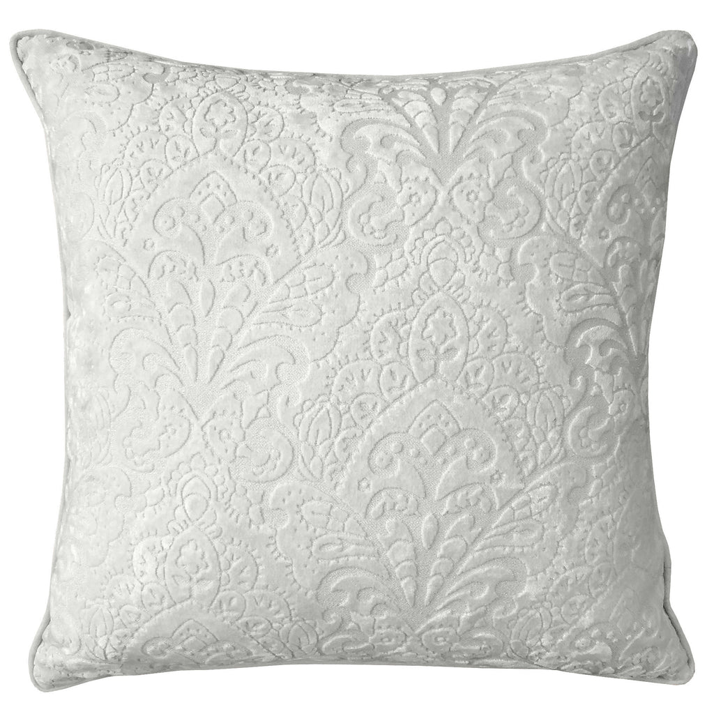 Stevie Pillows | Size 23X23 | Color White