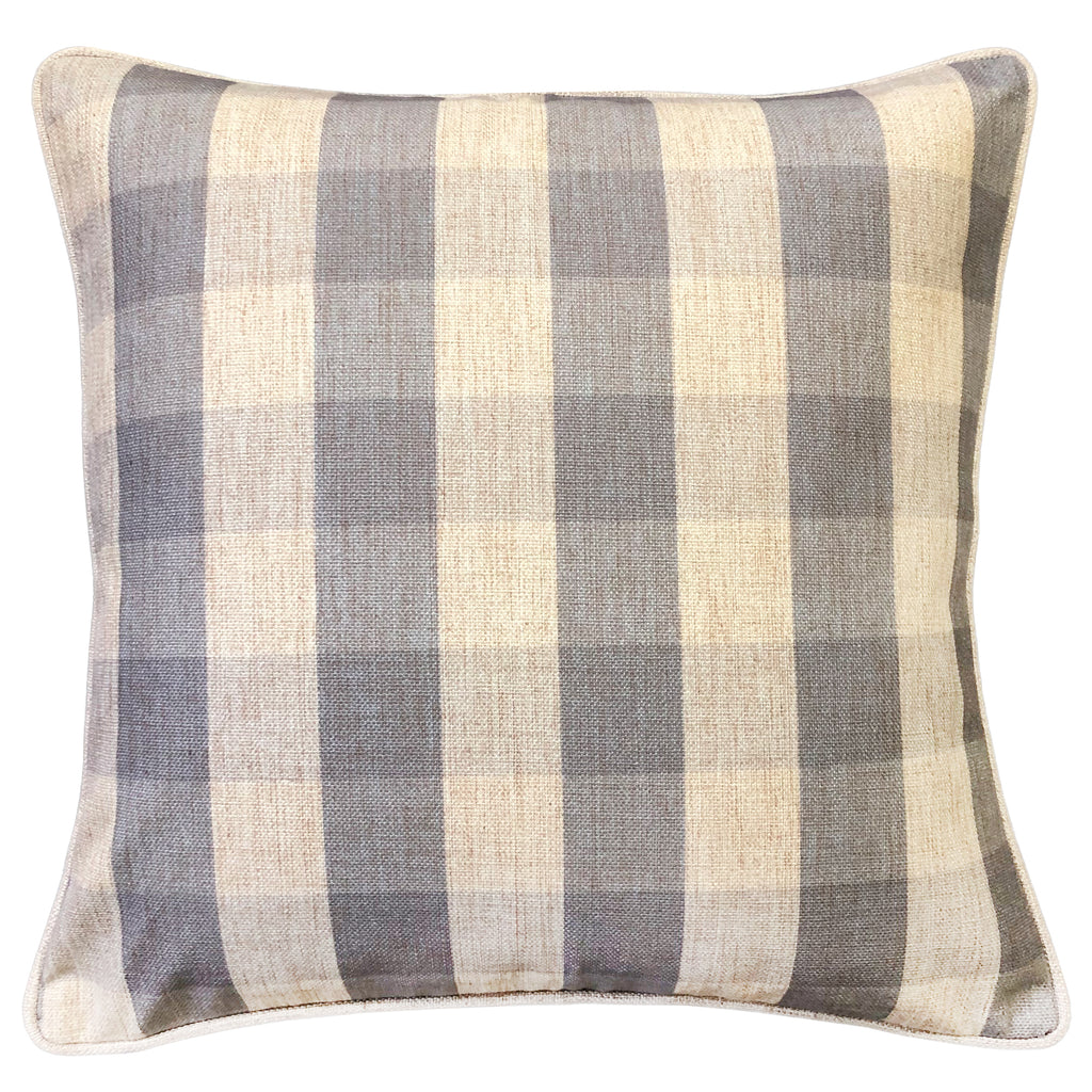 Suzanne Pillows | Size 20X20 | Color Silver