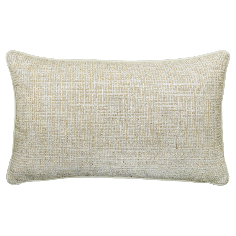 Tamar Pillow | Size 16X26 | Color Cream