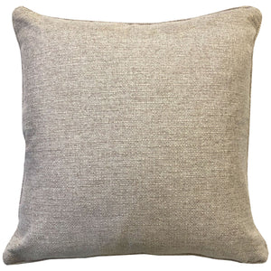 Tanny Pillow | Size 23X23 | Color Latte