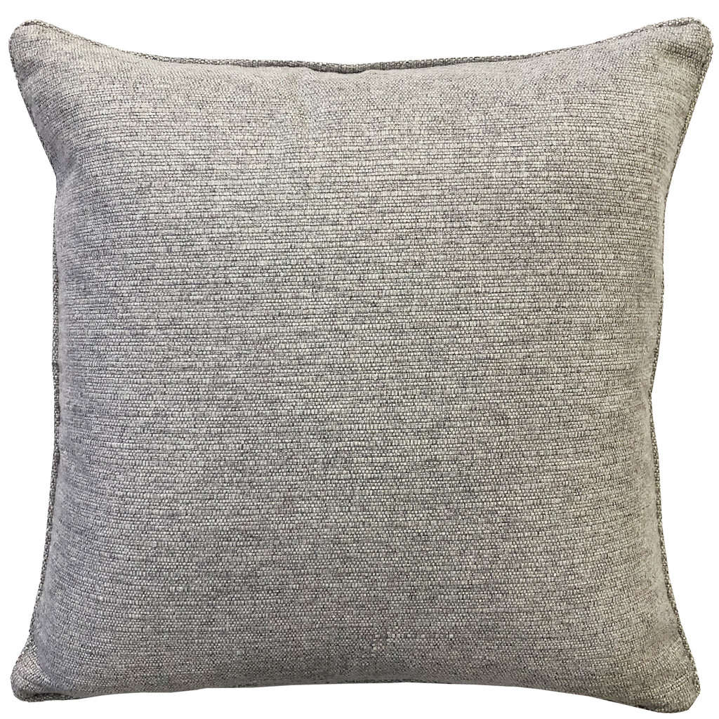 Tanny Pillow | Size 23X23 | Color Gray