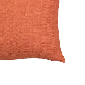 Terra Pillows | Size 20X20 | Color Orange