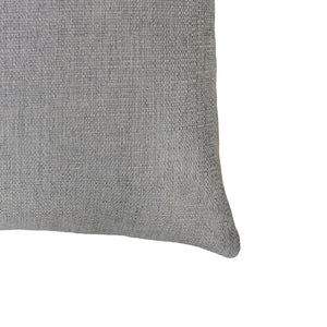 Terra Pillows | Size 20X20 | Color Gunmetal