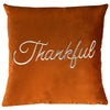 Thankful Pillow | Size 20X20 | Color Spice