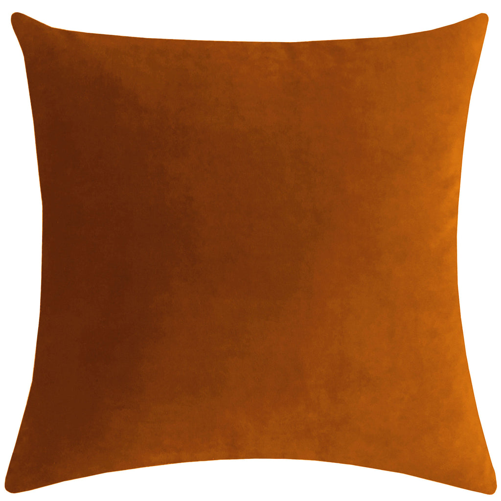 Tuscan Pillows | Size 23X23 | Color Teracotta