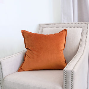 Val Pillows | Size 20X20 | Color Spice