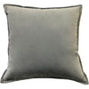 Val Pillows | Size 20X20 | Color Silver