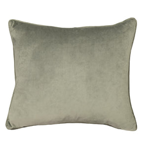 Valentino Pillow | Size 18X21 | Color Gray
