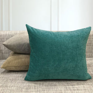 Vargas Pillow | Size 18X20 | Color Turquoise