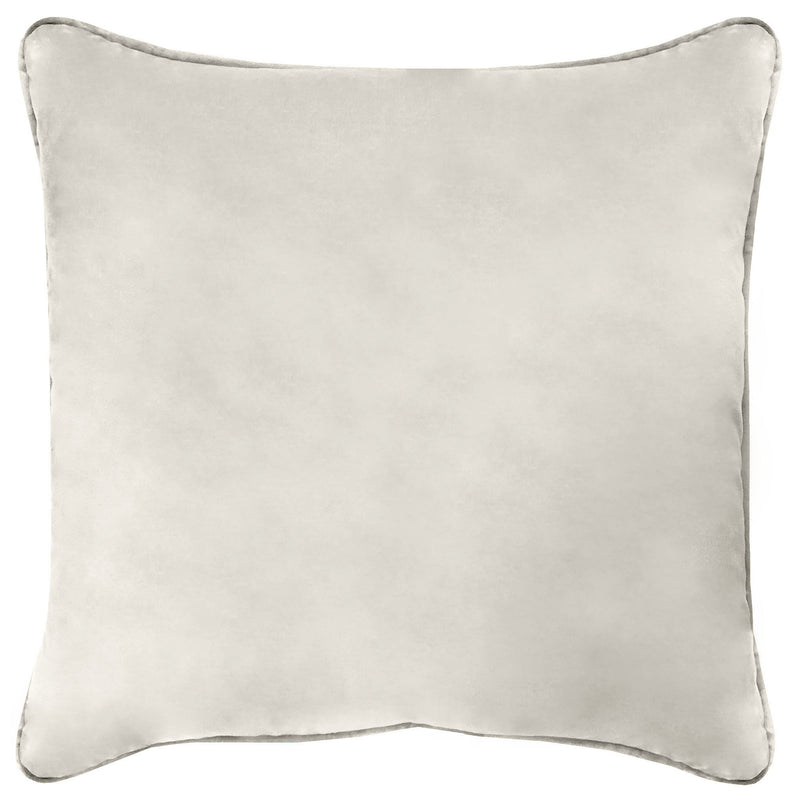 Velluto Pillows | Size 20X20 | Color Pearl