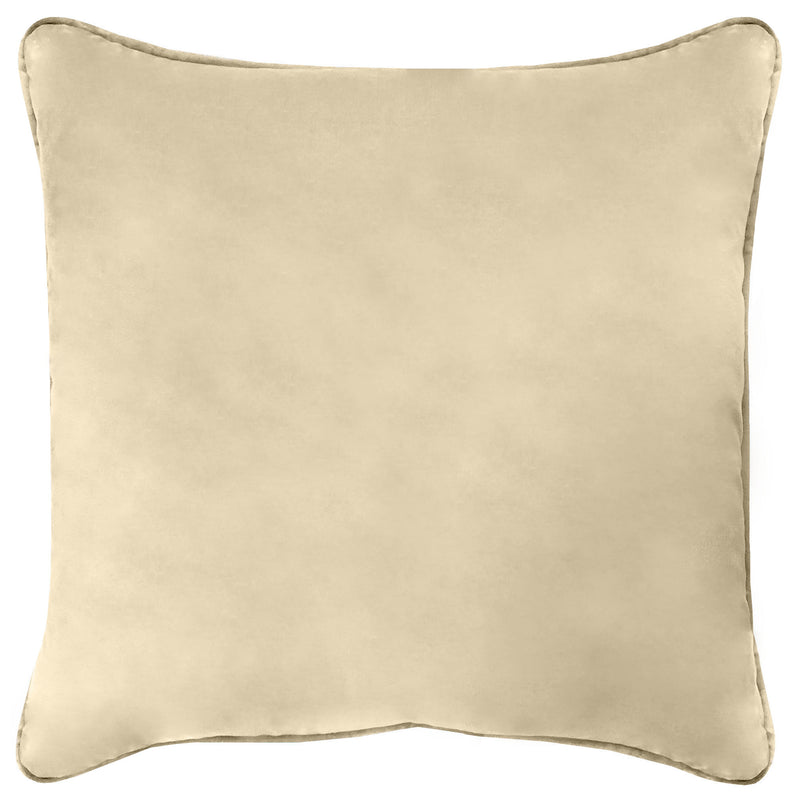 Velluto Pillows | Size 20X20 | Color Mocha