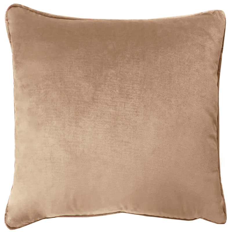 Velluto Pillows | Size 20X20 | Color Blush