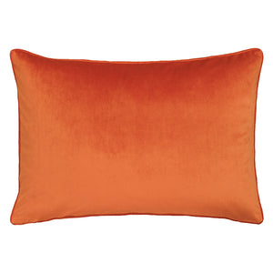 Vice Pillows | Size 18X26 | Color Tangerine
