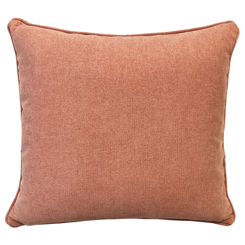 Vicky Pillow | Size 18X20 | Color Coral