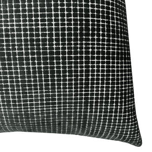 Vika Pillows | Size 23X23 | Color Black